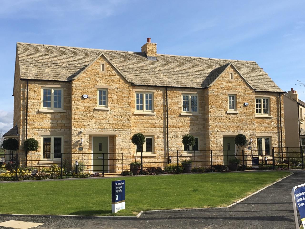 Miller Homes Highfields Tetbury