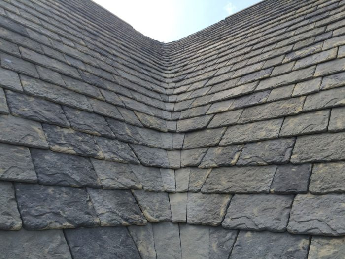 Natural Stone Alternative to Swithland Slate: Charnwood