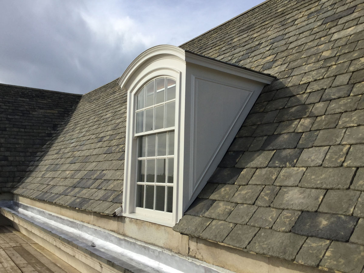 Natural Stone Roof Alternative to Cotswold, Collyweston and Swithland Stone Roofing